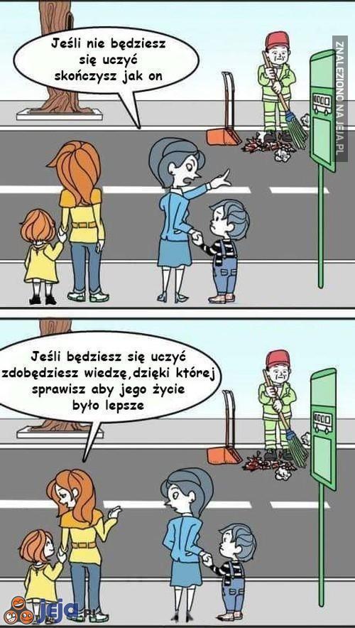 Są dwa rodzaje rodziców
