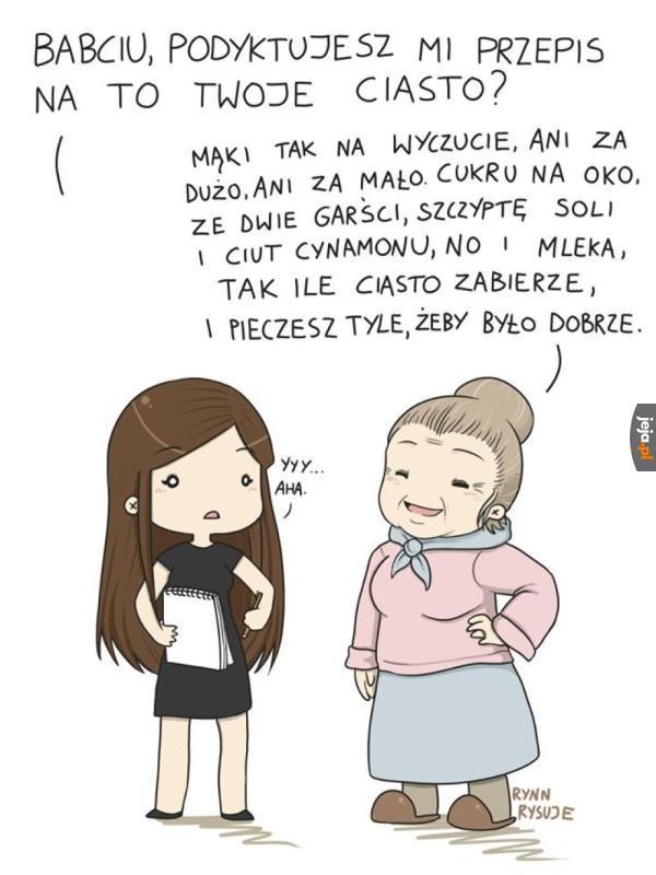 Przepis babci