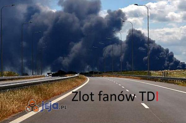Zlot fanów TDI