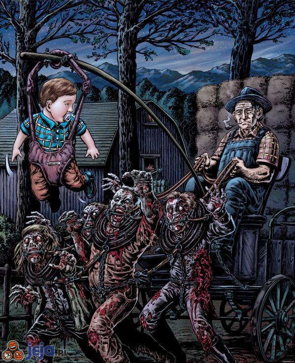 Jak spożytkować siłę zombie