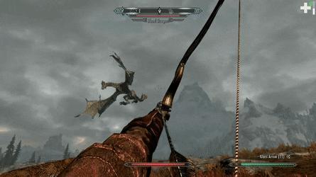 Wziął go na strzała!