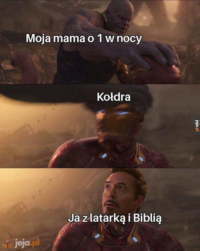 Mamo, to nie tak jak myślisz!