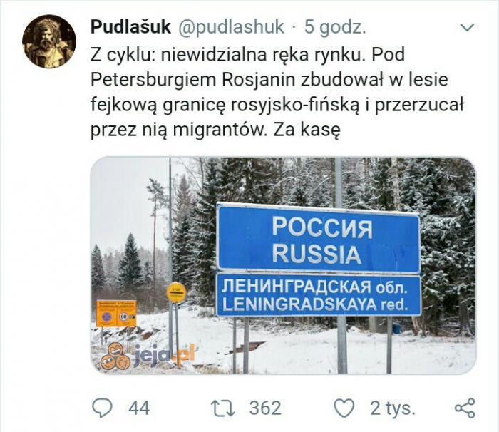 Jak zrobić coś z niczego w Rosji