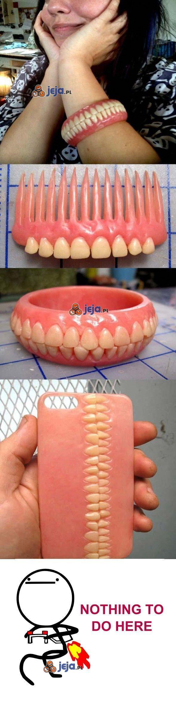 Moda na zęby...?