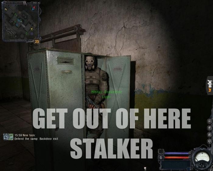 Spadaj stąd!