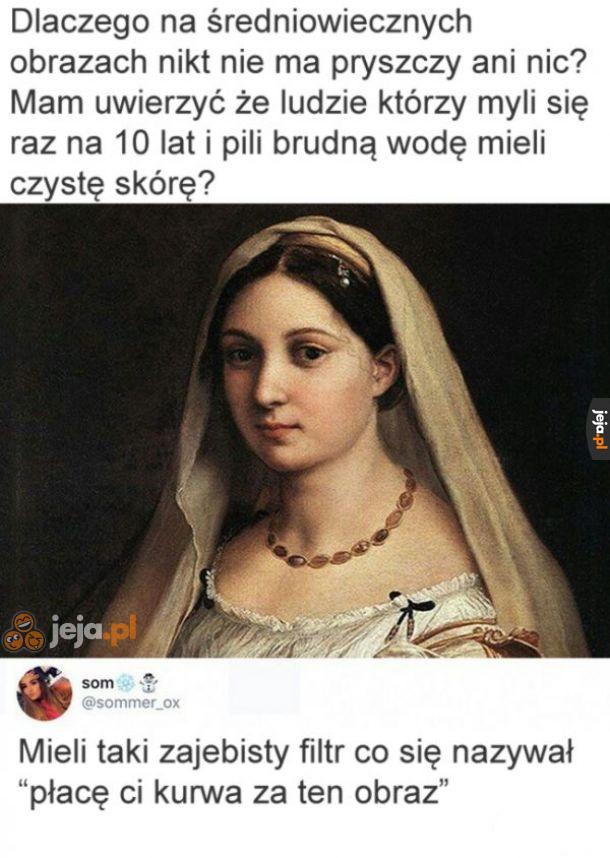 Średniowieczne filtry
