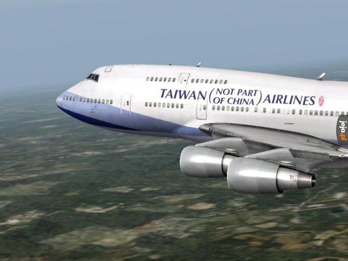 Tajwan to Tajwan!