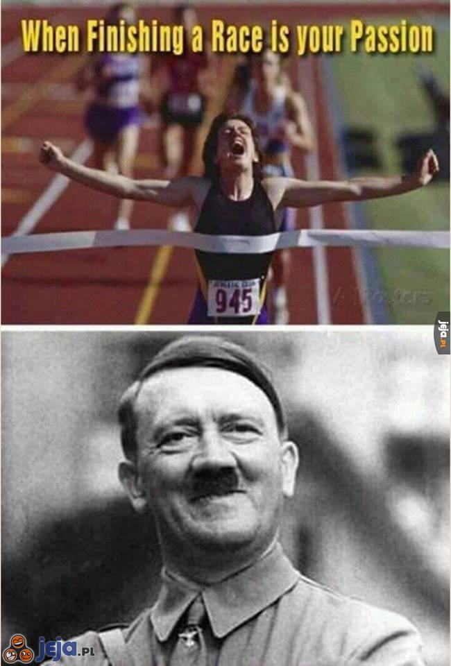 Wyścig czy rasa?