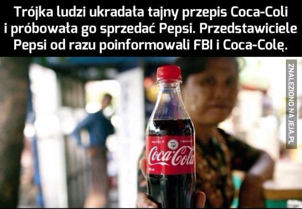 Dobry koleś, Pepsi