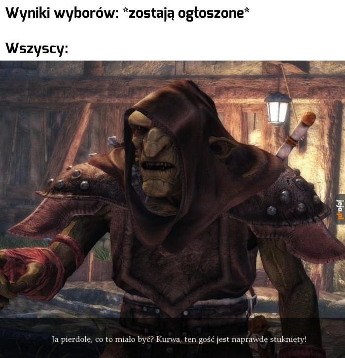 Nie czerwona, nie tęczowa, wielka Polska orkowa!