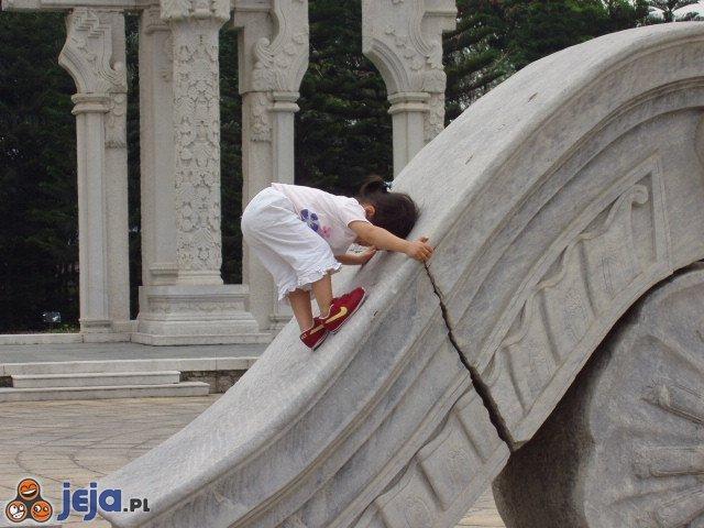 Szkolenie mniszek Shaolin
