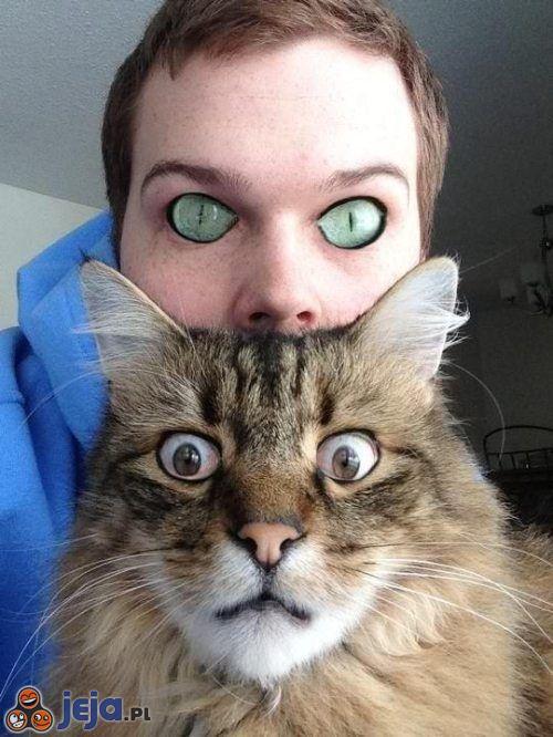 Zamiana oczu