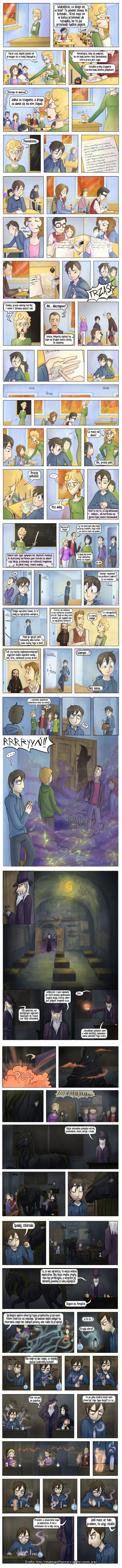 Shaking Off Sorcery: Rozdział II