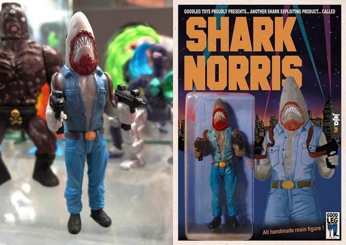 Shark Norris