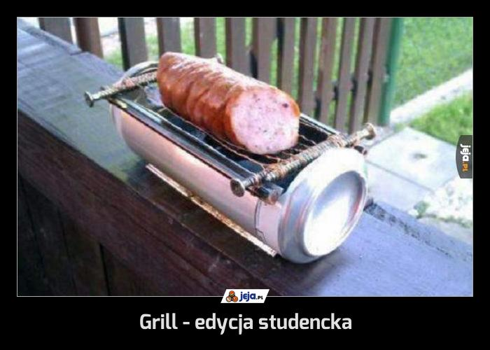 Grill - edycja studencka