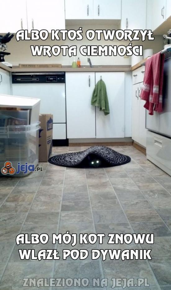 Ktoś otworzył wrota ciemności?