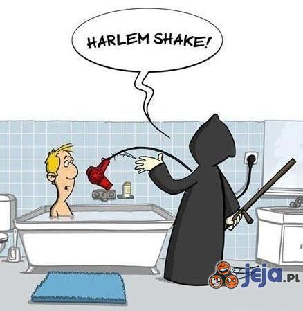 Harlem Shake!