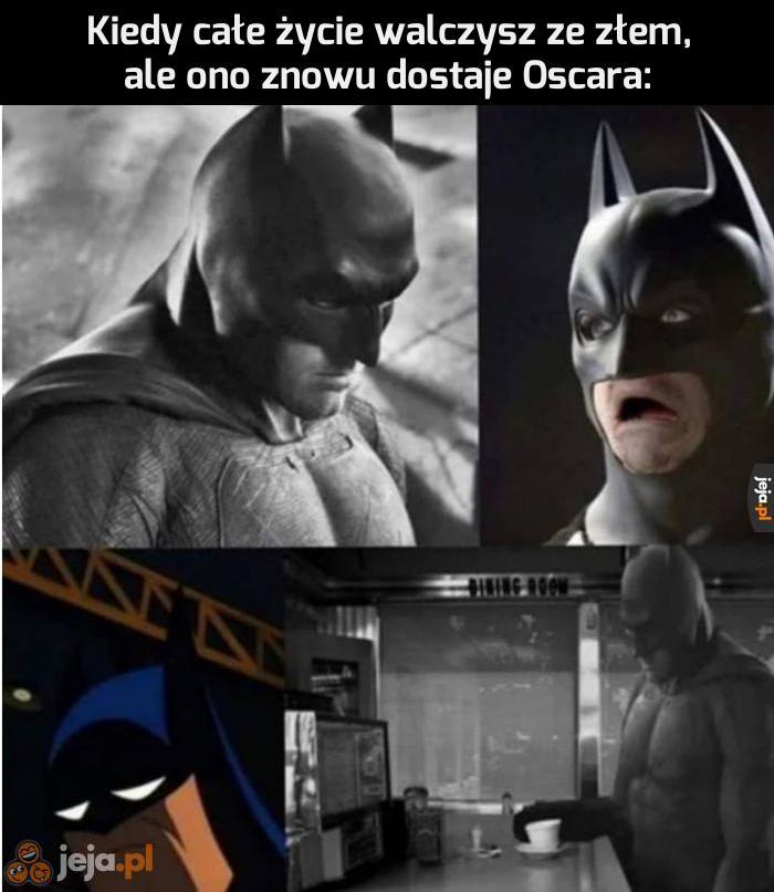 O Batmanie wszyscy zapomnieli