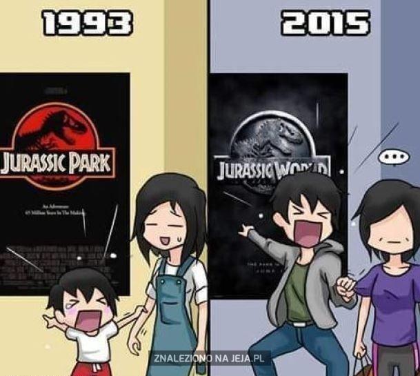 Faceci niewiele zmieniają się z wiekiem