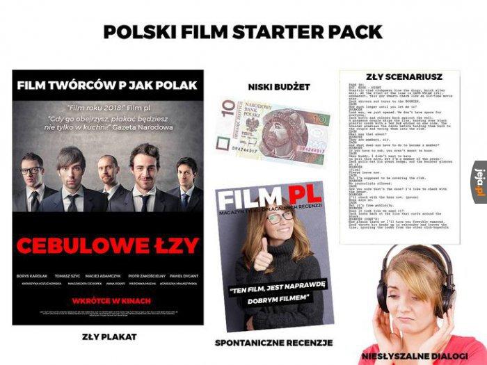Większość współczesnych polskich filmów w pigułce