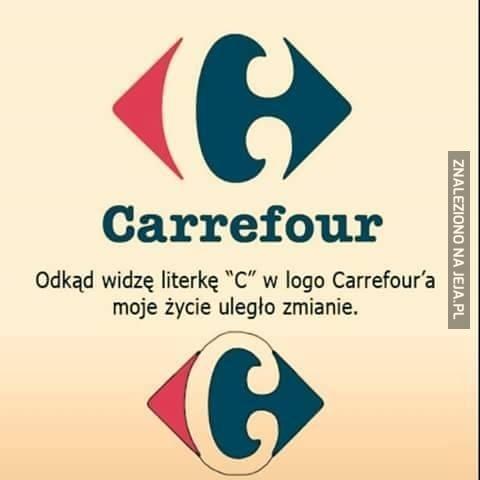 Logo Carrefour rozszyfrowane