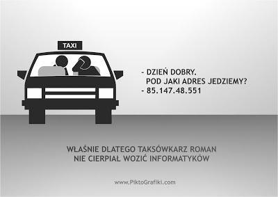 Taksówkowe IP