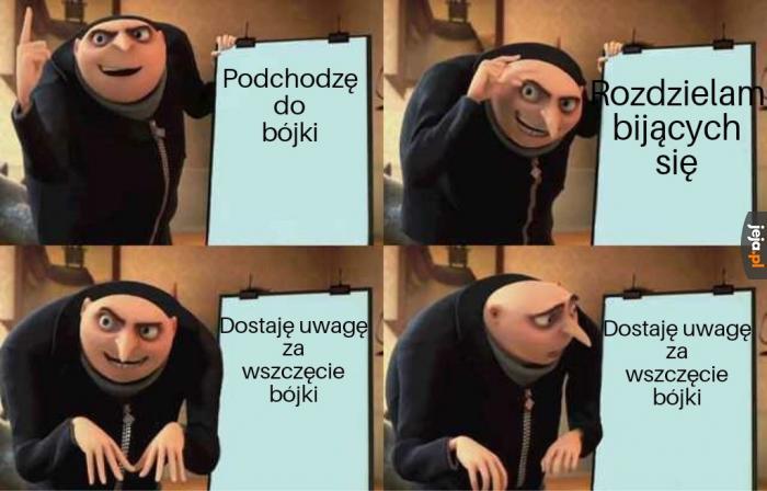 Najlepszy plan w szkole