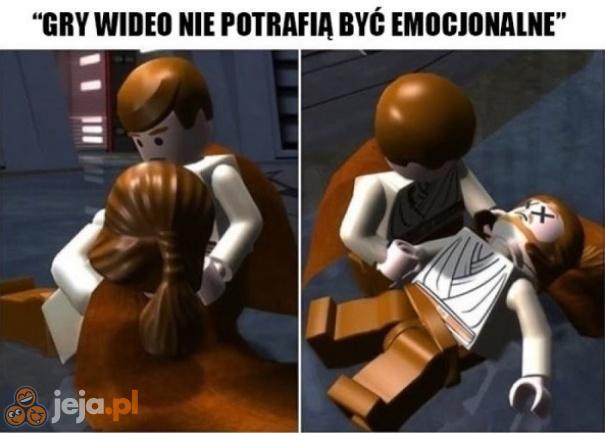 Chyba nigdy nie graliście w LEGO