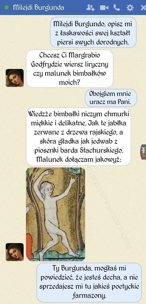 Średniowieczny messenger