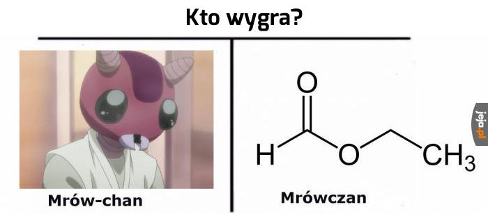 I cyk szósteczka z chemii