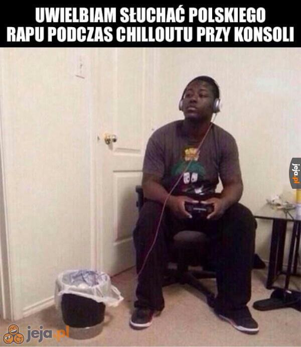 Polskie rapsy