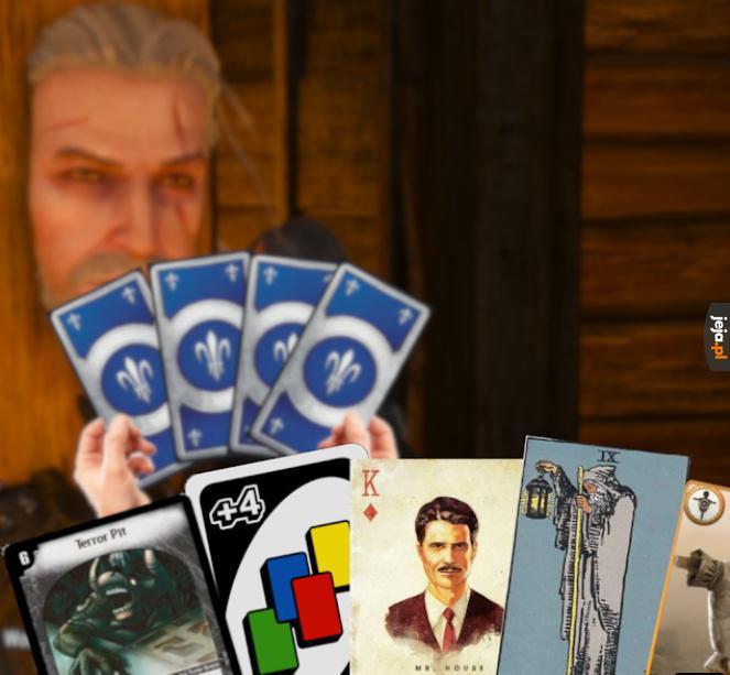 Taka tam gra w karty