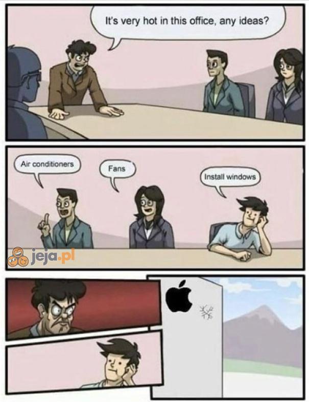 Śmieszki z systemów operacyjnych