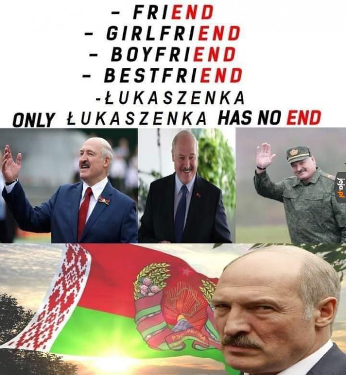 Angielsko-białoruskie śmieszki