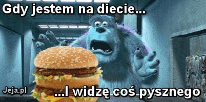 Gdy jestem na diecie