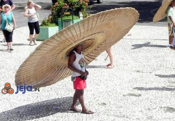 Gigantyczne sombrero