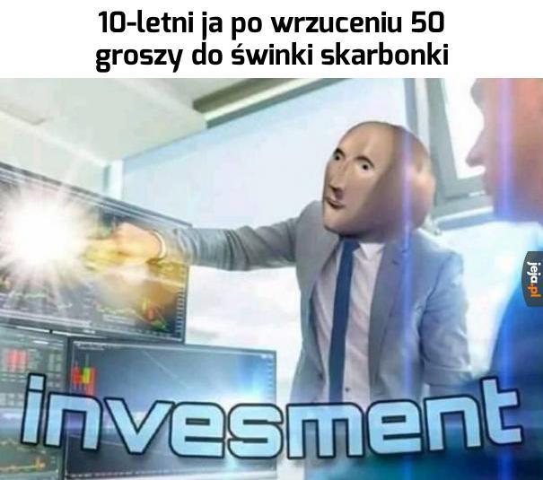 Inwestycja w lepszą przyszłość