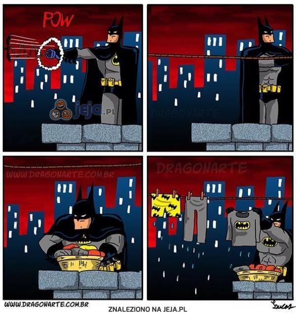 Bat pranie