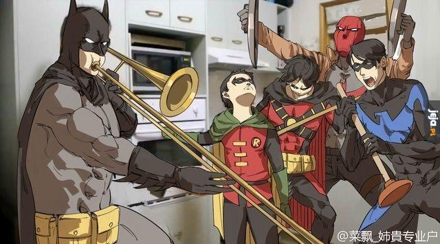 Gdy Alfreda nie ma w domu