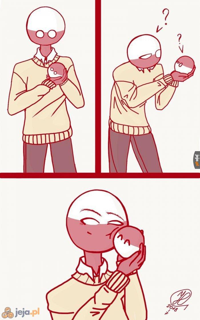 Polandhuman i Polandball