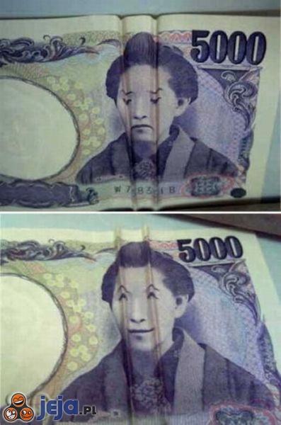 Twarze na banknocie