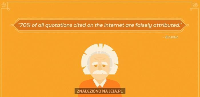 Internety się nie mylą