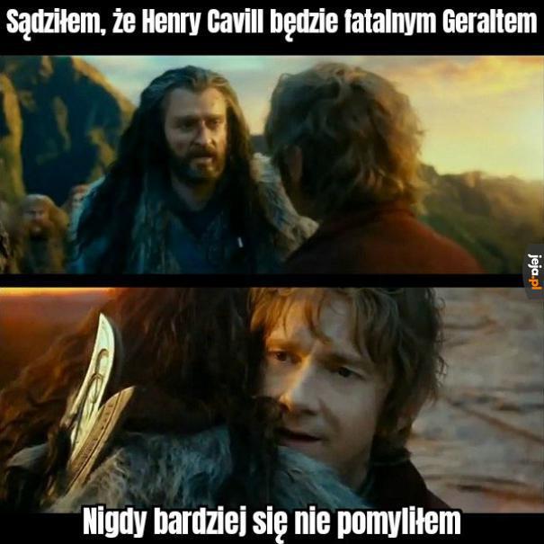 Geralt ma szczęście do serialowych wcieleń