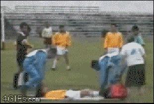 Gdyby taka akcja zdarzyła się na EURO 2012...