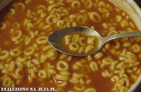Niegrzeczna zupka
