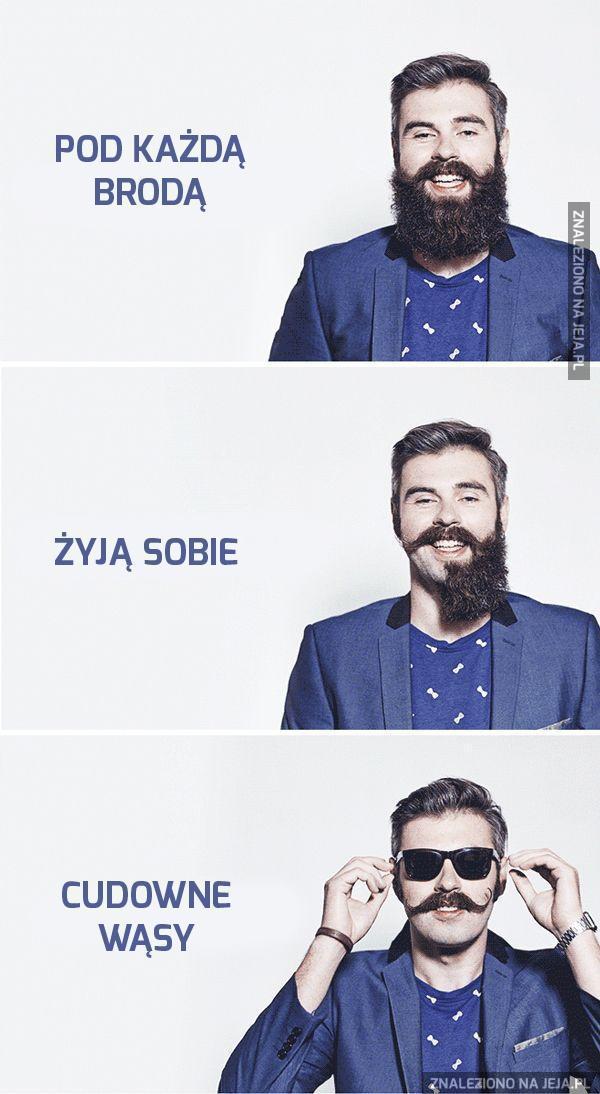 Każda broda kryje w sobie coś magicznego