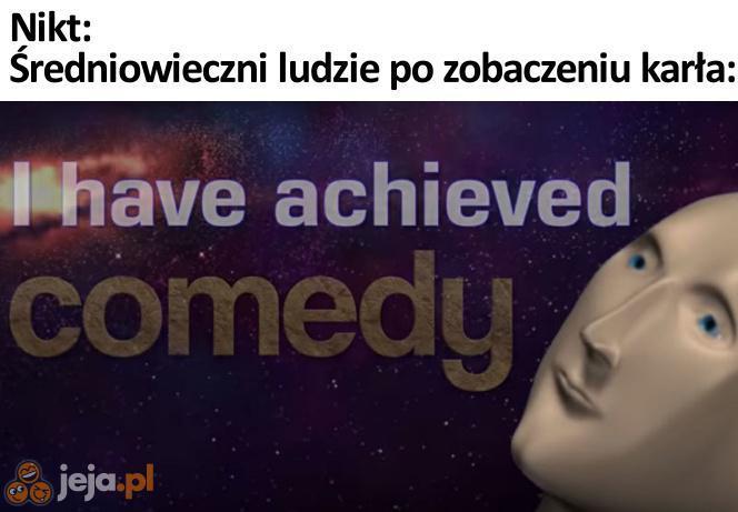 Średniowieczne śmieszki