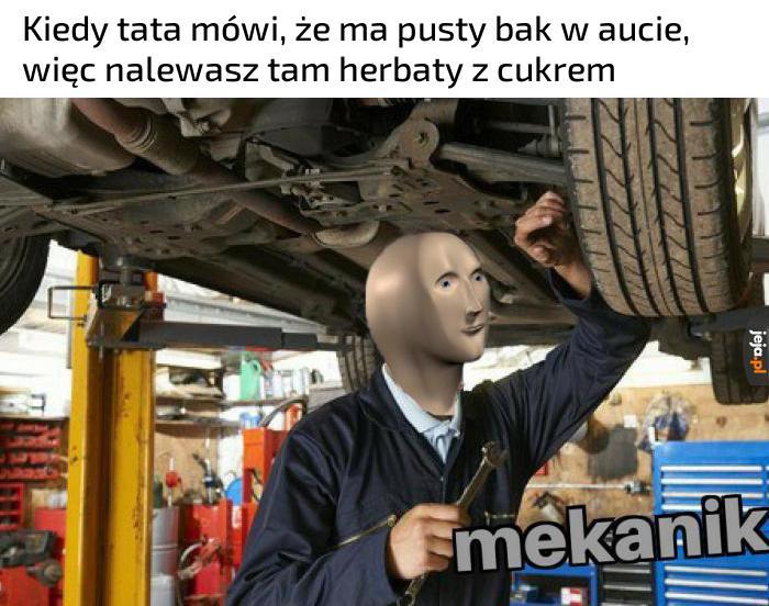 Mechanik lvl 100