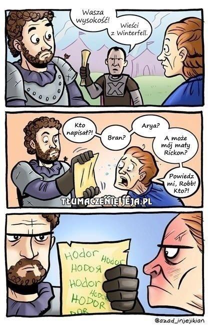 Wieści z Winterfell