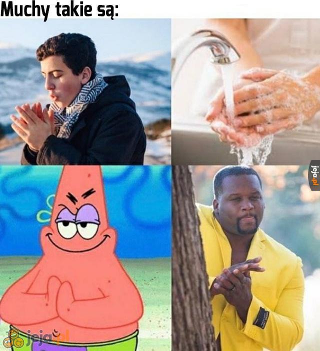 *intensywne pocieranie rąk*